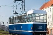 Rent the T3Coupe Retro Tram